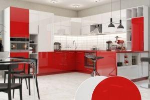 Кухня современная Эстель - Мебельная фабрика «Ренессанс»