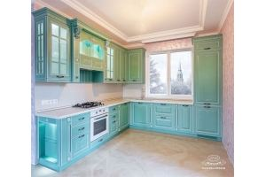 Кухня угловая Эвита - Мебельная фабрика «Молчанов»