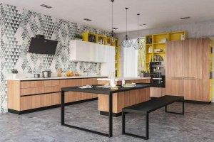 Кухня Эйва Каракала - Мебельная фабрика «ГеосИдеал»