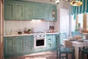 Кухня Эжени - Эсквайр - Мебельная фабрика «Ладос-мебель»