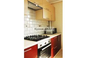 Кухня фасад мдф в пленке пвх - Мебельная фабрика «Кухни OLLI»