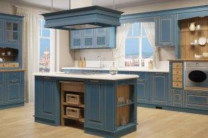 Кухня Фелиция - Мебельная фабрика «Молчанов»
