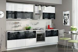 Кухня Фентези 3 МДФ - Мебельная фабрика «Фиеста-мебель»