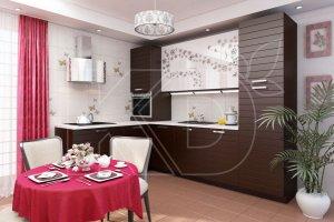 Кухня Флавия из МДФ - Мебельная фабрика «Кухонный двор»