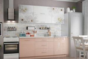 кухня Флоренс карамель - Мебельная фабрика «Можгинский лесокомбинат»