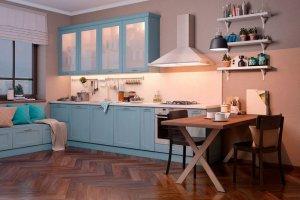 Кухня Фонтина современная классика - Мебельная фабрика «Первая мебельная фабрика»