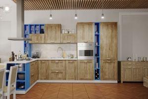 Кухня Фьорд - Мебельная фабрика «Walenza mebel»