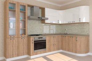 Кухня Гармония - Мебельная фабрика «Континент-мебель»