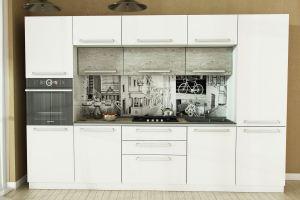 Кухня Герда прямая - Мебельная фабрика «Любимый дом (Алмаз)»