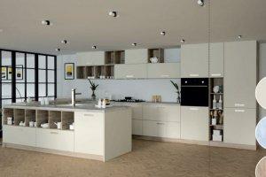 Кухня Gloss - Мебельная фабрика «Мебелькомплект»