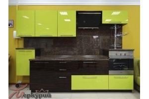 Кухня глянцевая Афродита - Мебельная фабрика «Меркурий»