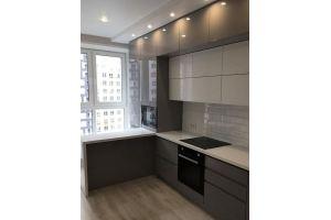 Кухня глянцевая эмаль - Мебельная фабрика «Гранд Мебель 97»