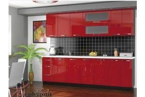 Кухня глянцевая Услада - Мебельная фабрика «Меркурий»