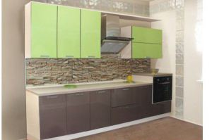 Кухня Глянец-2 - Мебельная фабрика «ММС Мебель»