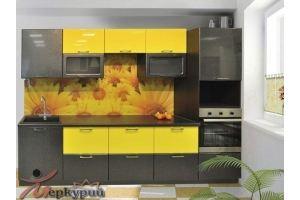 Кухня глянец Габриэлла - Мебельная фабрика «Меркурий»