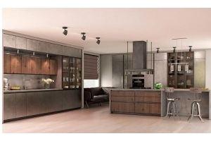 Кухня глянец Светлана - Мебельная фабрика «Кухни Премьер»