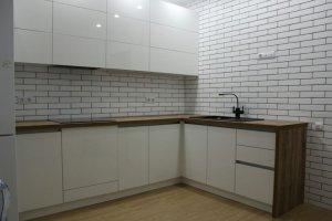 Кухня глянец Варвара - Мебельная фабрика «Бастет»