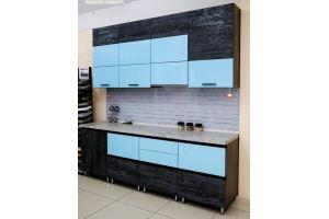 Кухня Гола прямая - Мебельная фабрика «Дэрия»