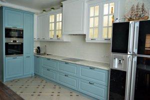 Кухня Городская классика - Мебельная фабрика «Лига»