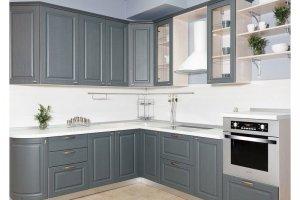 Кухня Гранд в классическом исполнении - Мебельная фабрика «Хомма»
