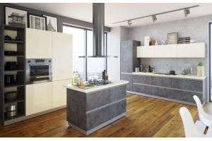 Кухня Грейс - Мебельная фабрика «Walenza mebel»