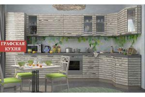 КУХНЯ HI-TECH Виста - Мебельная фабрика «Графская кухня»