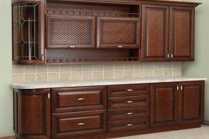 Кухня Инна №1-1 - Мебельная фабрика «Трио»