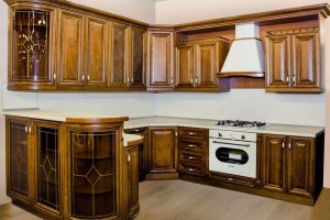 Кухня  Инна №2-4 - Мебельная фабрика «Трио»