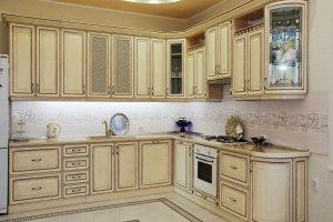 Кухня Инна №2-8 - Мебельная фабрика «Трио»