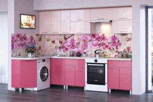 Кухня Ирина Пурпурный/Розовый - Мебельная фабрика «Эко»