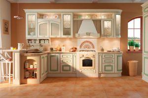 Кухня ИСКЬЯ из массива ясеня - Мебельная фабрика «Оранжевый Кот»