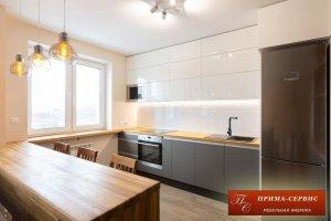 Кухня из акрила Интегро - Мебельная фабрика «Прима-сервис»