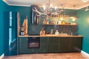 Кухня из дерева - Мебельная фабрика «Лисер»