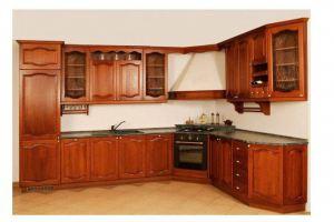 Кухня из дерева Гармония - Мебельная фабрика «Pines (Пайнс)»