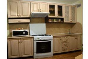Кухня из дерева Светлана - Мебельная фабрика «Pines (Пайнс)»
