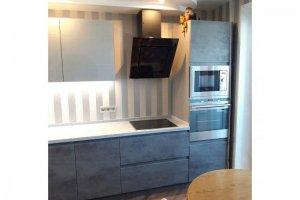 Кухня из экобетона - Мебельная фабрика «Линда»