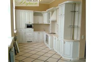 Кухня из массива Паола - Мебельная фабрика «Дэрия»