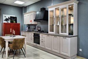 Кухня из массива Рим - Мебельная фабрика «Ульяновскмебель (Эвита)»