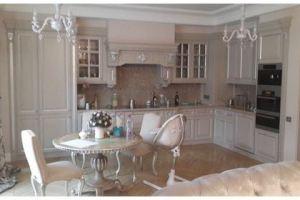 Кухня из массива шпона дуба - Мебельная фабрика «Sweet Mebel»