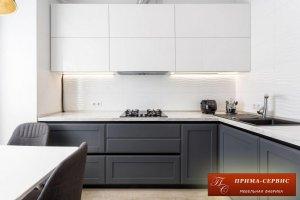 Кухня из массива ясеня Фортвуд - Мебельная фабрика «Прима-сервис»