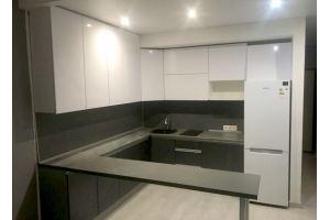 Кухня из пластика 9 - Мебельная фабрика «КухниСтрой+»