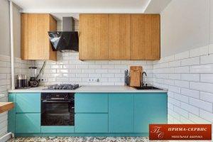 Кухня из шпона Норд - Мебельная фабрика «Прима-сервис»
