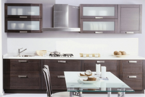 Кухня Кантри прямая - Мебельная фабрика «Формула Уюта»