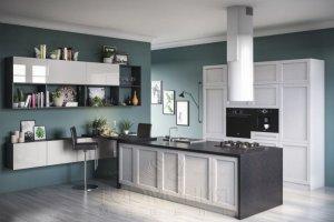 Кухня Капри белая - Мебельная фабрика «Гармония мебель»