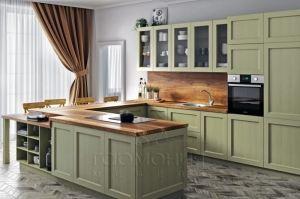 Кухня Капри массив дуба - Мебельная фабрика «Гармония мебель»