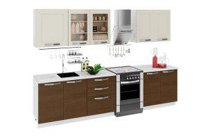 Кухня Капучино 2 МДФ - Мебельная фабрика «Фиеста-мебель»