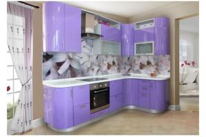 Кухня Карина фиолетовая - Мебельная фабрика «Формула Уюта»