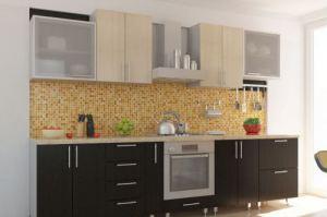 Кухня Кармен Пластик 2 - Мебельная фабрика «Элана»
