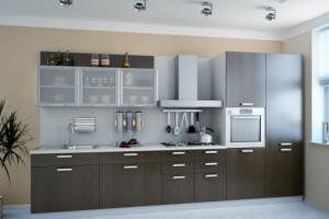 Кухня Кармен Пластик 6 - Мебельная фабрика «Элана»