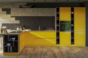 Кухня Карри - Мебельная фабрика «Walenza mebel»